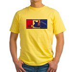 True Colours Yellow T-Shirt