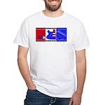 True Colours White T-Shirt