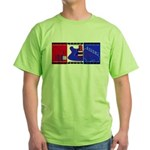 True Colours Green T-Shirt