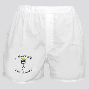 Photographer Shutter at Sight Boxer Shorts