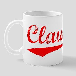Vintage Claudia (Red) Mug