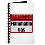 Danger: Flammable Gas Journal