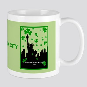 Shamrock NYC Mugs