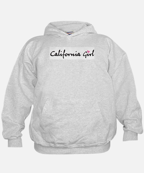 (any state) girl with butterf Hoodie
