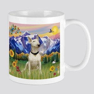 Mt Country/Bull Terrier Mug