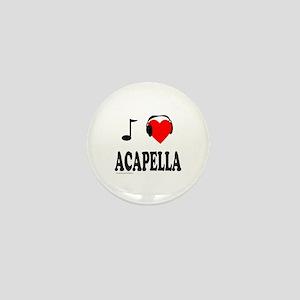 ACAPPELLA Mini Button