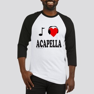ACAPPELLA Baseball Jersey