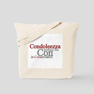 Condoleezza Rice Tote Bag