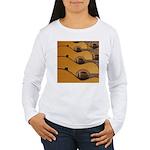 Acoustic Tone Women's Long Sleeve T-Shirt