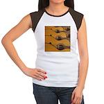 Acoustic Tone Women's Cap Sleeve T-Shirt