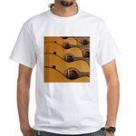 Acoustic Tone White T-Shirt