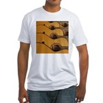 Acoustic Tone Fitted T-Shirt