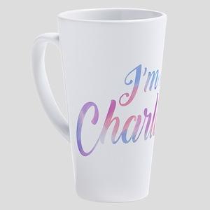 SATC: I'm A Charlotte 17 oz Latte Mug