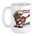 Country Hall Large Mug