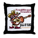 Country Hall Throw Pillow