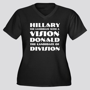 Presidential election Plus Size T-Shirt