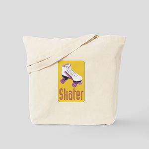 SKATERS RULE Tote Bag