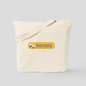 ROLLERSKATER FOREVER Tote Bag