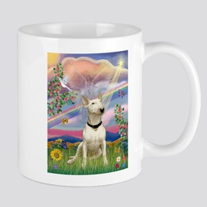 Cloud Angel/Bull Terrier Mug
