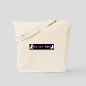 ROLLER GIRLIE Tote Bag