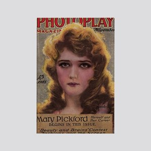Mary Pickford 1915 cover Rectangle Magnet