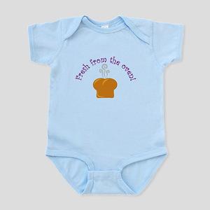 Fresh from the Oven Infant Bodysuit