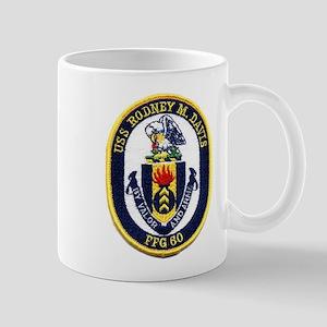 USS RODNEY M. DAVIS Mug