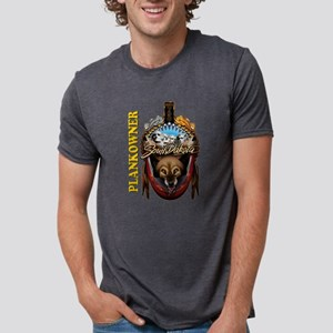SSN-790 Plankowner Mens Tri-blend T-Shirt