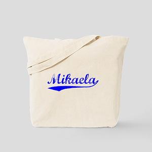 Vintage Mikaela (Blue) Tote Bag