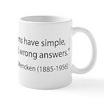 Just Words Mug