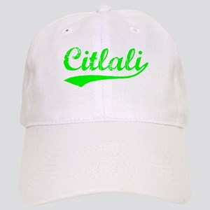 Vintage Citlali (Green) Cap