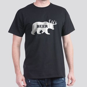 Beer Bear Dark T-Shirt