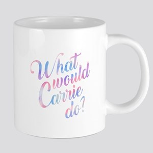 SATC: What Would Carrie Do? 20 oz Ceramic Mega Mug
