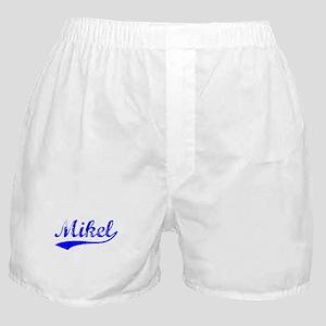 Vintage Mikel (Blue) Boxer Shorts