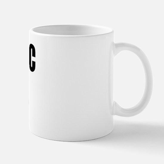 Sporadic Genius Mug