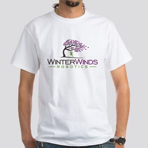 Winterwinds Classic Logo Men's White Tee T-Shi