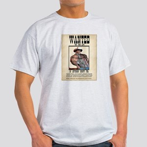 Wanted Very Much Alive Light T-Shirt