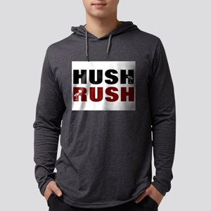Hush Rush Long Sleeve T-Shirt