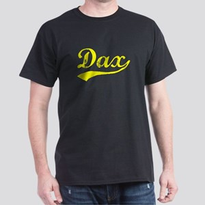 Vintage Dax (Gold) Dark T-Shirt