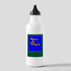 wreckthetrolleycar Water Bottle