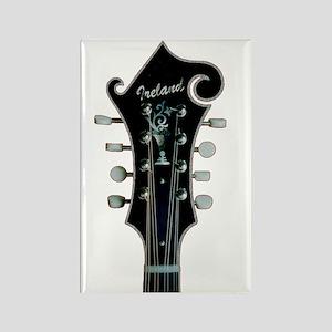 Ireland F-style mandolin Rectangle Magnet