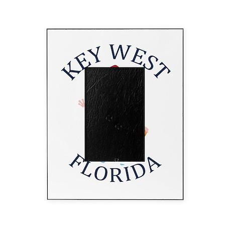 Marvelous Summer Key West  Florida Picture Frame
