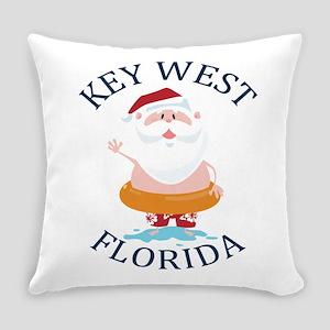 Summer key west- florida Everyday Pillow