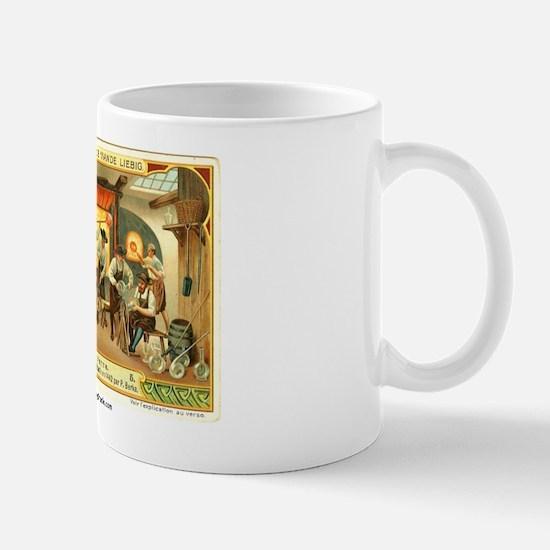 History of Glass Ceramic Coffee Mug