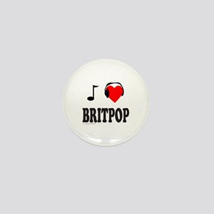 BRITPOP Mini Button