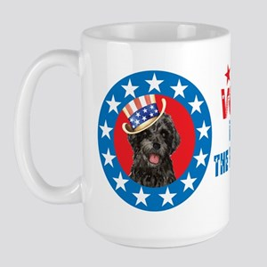 Vote for PWD Large Mug