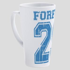 Forever 29 17 oz Latte Mug