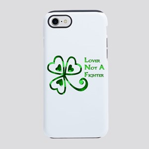 St Patrick's Day Lover Not F iPhone 8/7 Tough Case