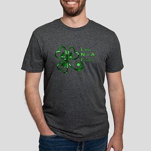 St Patrick's Day Lover Not Mens Tri-blend T-Shirt