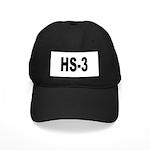HS-3 Black Cap